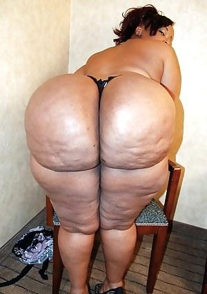 Ebony Big Ass Clapping Dick