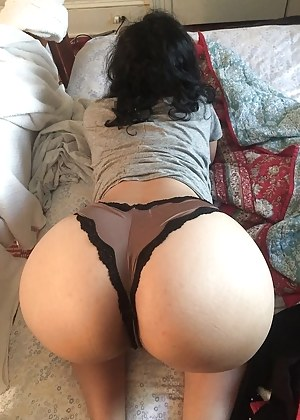 Big Ass Panties Porn Pictures