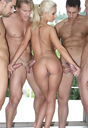 Big Ass Group Sex Porn Pictures